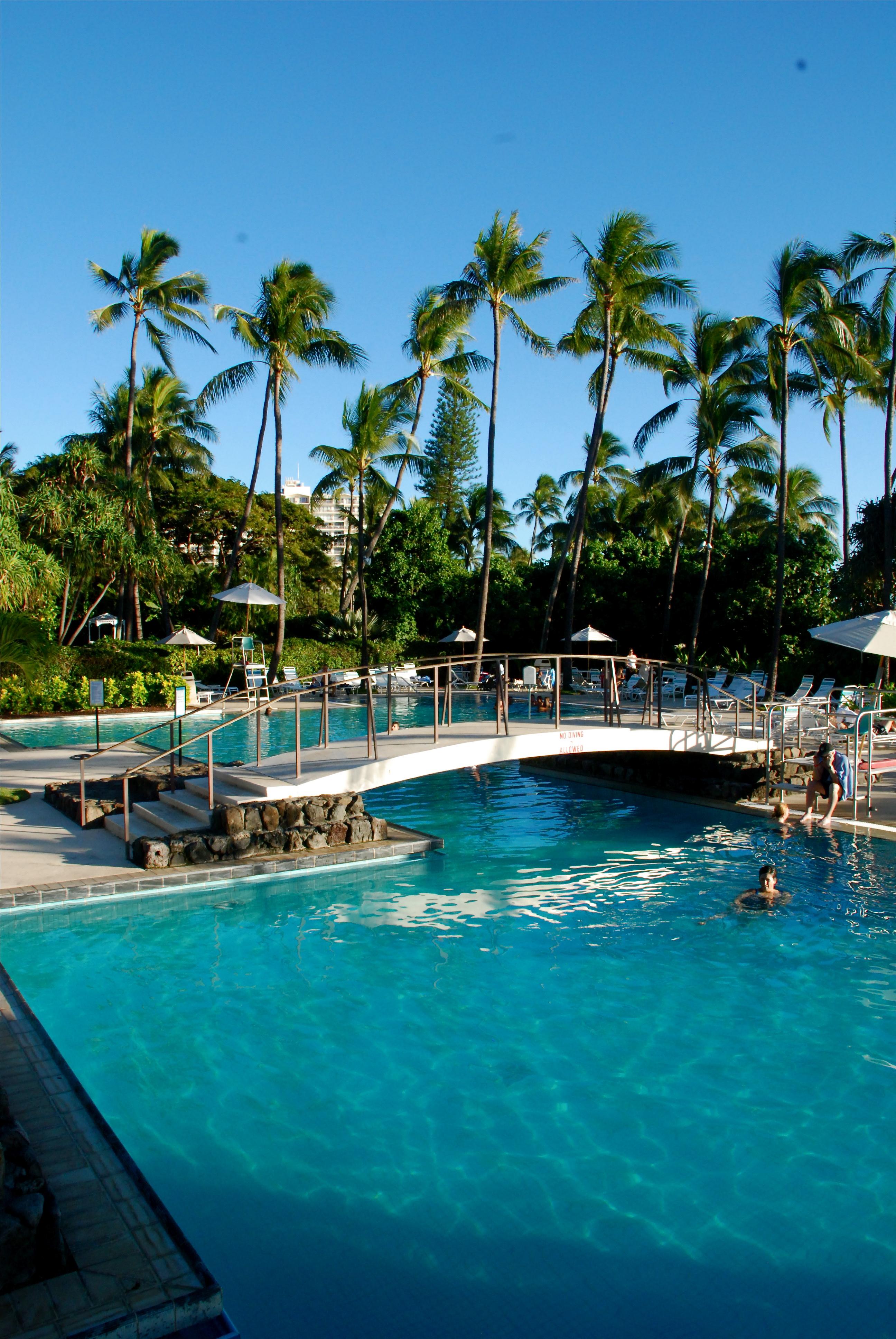 Hale Koa Pool 2 Dorothy Dean Photography