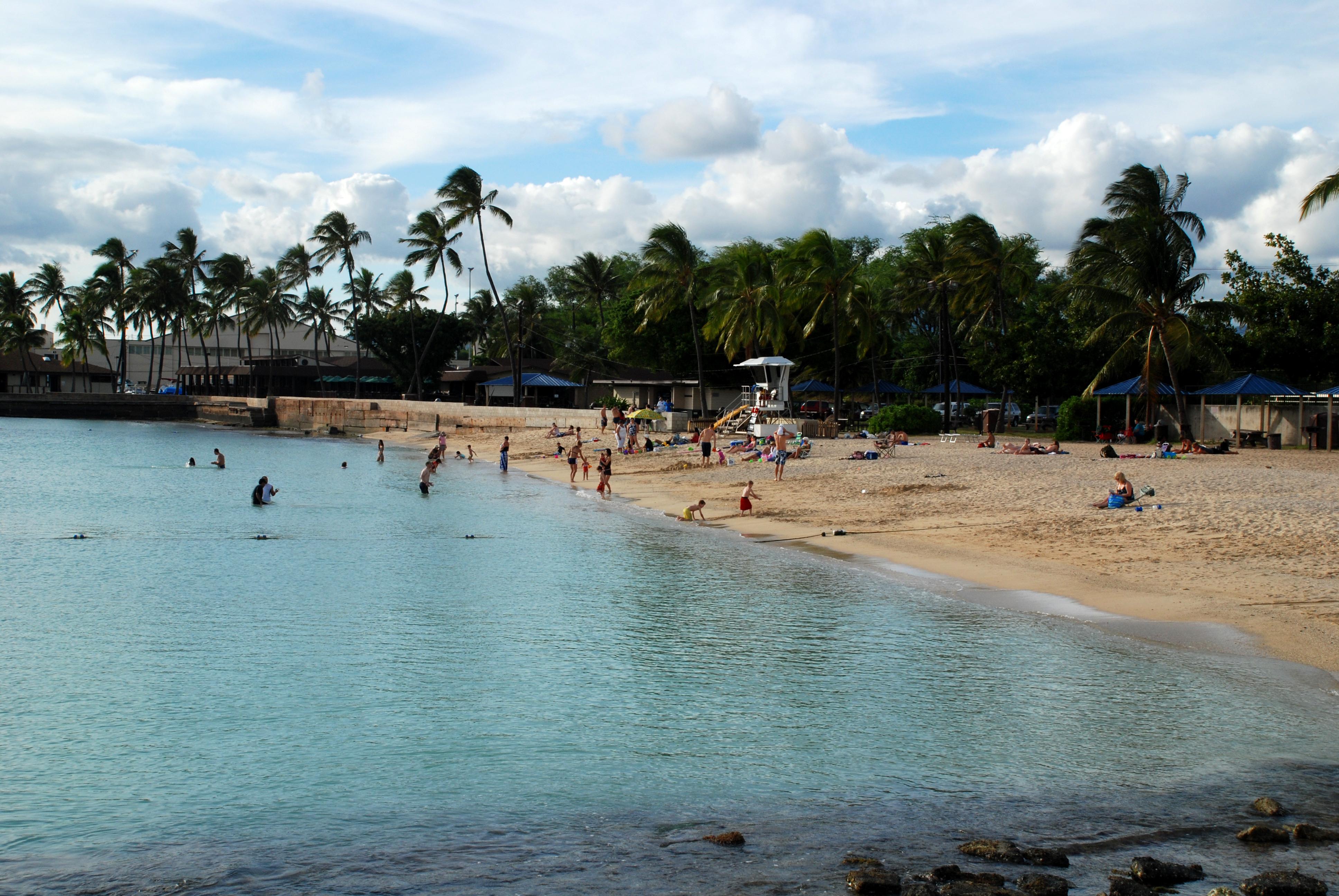 Hickam Beach 2 | Dorot...